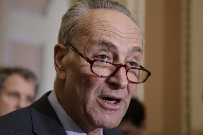 Schumer: No SCOTUS Confirmation Because of FBI Investigation